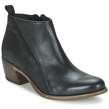 kengät Naiset Bootsit Betty London INTRO Black