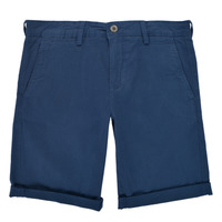 vaatteet Pojat Shortsit / Bermuda-shortsit Teddy Smith SHORT CHINO Sininen