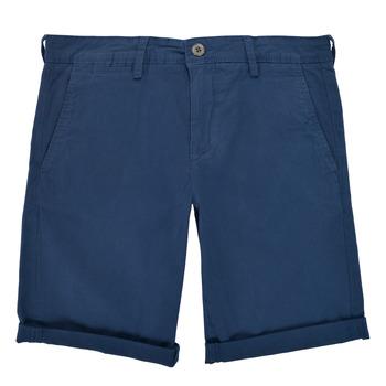 vaatteet Pojat Shortsit / Bermuda-shortsit Teddy Smith SHORT CHINO Sininen