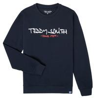 vaatteet Pojat Svetari Teddy Smith S-MICKE Laivastonsininen