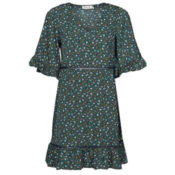 vaatteet Naiset Lyhyt mekko Molly Bracken N90P21 Monivärinen