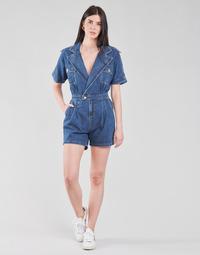 vaatteet Naiset Jumpsuits / Haalarit Molly Bracken EL1261P21 Sininen
