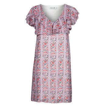 vaatteet Naiset Lyhyt mekko Molly Bracken LA171AE21 Vaaleanpunainen