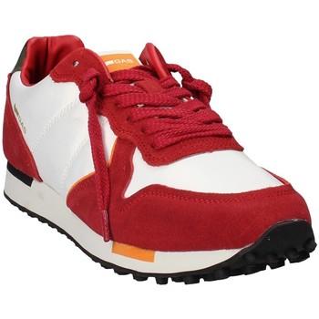 kengät Miehet Matalavartiset tennarit Gas GAM813016 Punainen