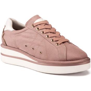 kengät Naiset Matalavartiset tennarit Lumberjack SW43505 001 C01 Vaaleanpunainen
