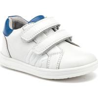 kengät Lapset Matalavartiset tennarit Lumberjack SB64912 003 B01 Valkoinen