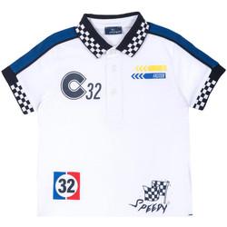 vaatteet Lapset Lyhythihainen t-paita Chicco 09033560000000 Valkoinen
