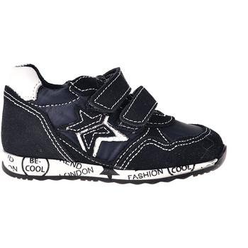 kengät Lapset Matalavartiset tennarit Melania ME1247B8I.B Sininen