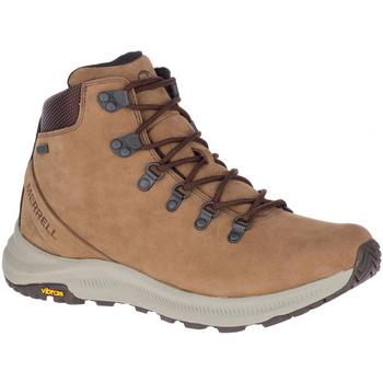 kengät Miehet Vaelluskengät Merrell J84903 Beige