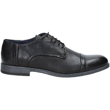kengät Miehet Herrainkengät Rogers CP 05 Musta