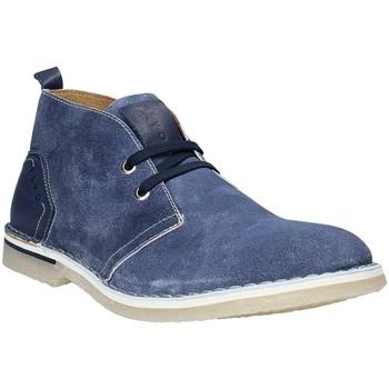 kengät Miehet Bootsit Rogers BK 61 Sininen