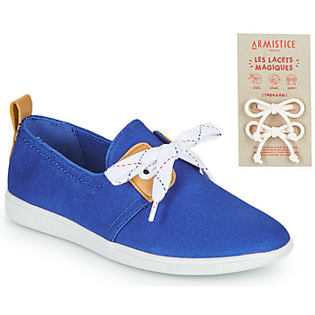 kengät Lapset Matalavartiset tennarit Armistice STONE ONE Sininen