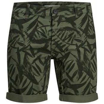 vaatteet Miehet Shortsit / Bermuda-shortsit Produkt Takm chino 12171311 Green