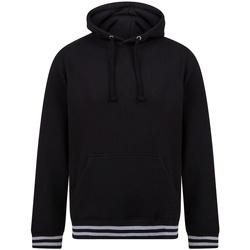 vaatteet Svetari Front Row FR841 Black/Heather Grey