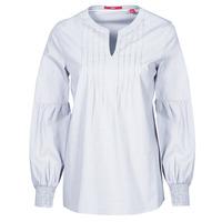 vaatteet Naiset Topit / Puserot S.Oliver 14-1Q1-11-4016-48W6 Violetti