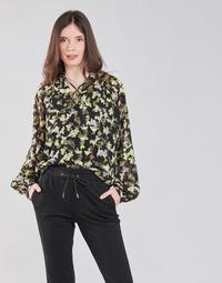 vaatteet Naiset Topit / Puserot S.Oliver 14-1Q1-11-4082-99A1 Musta / Monivärinen