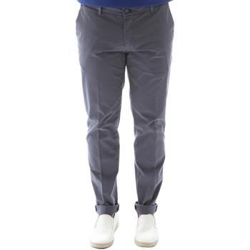vaatteet Miehet Chino-housut / Porkkanahousut Sei3sei 6OYSTER E1648 Musta