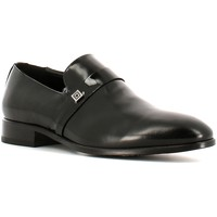 kengät Miehet Mokkasiinit Rogers 10MB Musta
