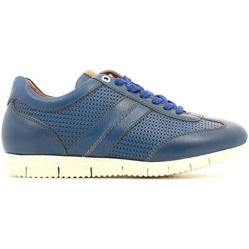kengät Miehet Matalavartiset tennarit Marco Ferretti 140557MG 2141 Sininen