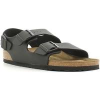 kengät Miehet Sandaalit ja avokkaat Birkenstock 034793 Musta