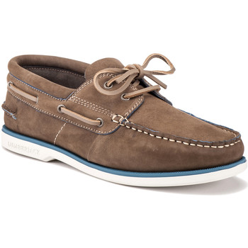 kengät Miehet Purjehduskengät Lumberjack SM39104 002 D01 Ruskea