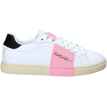 kengät Naiset Matalavartiset tennarit Byblos Blu 2UA0002 LE9999 Valkoinen