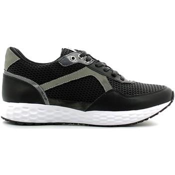 kengät Miehet Matalavartiset tennarit Gaudi V62-64981 Musta