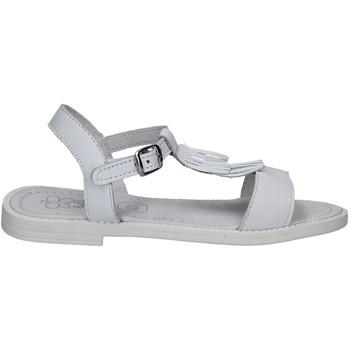 kengät Lapset Sandaalit ja avokkaat Lulu LT080061L Valkoinen