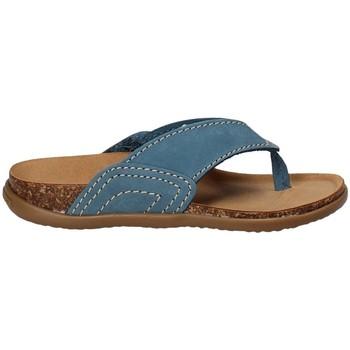 kengät Lapset Varvassandaalit Bionatura MICHI Sininen