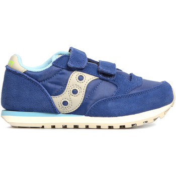 kengät Lapset Matalavartiset tennarit Saucony SK262487 Sininen