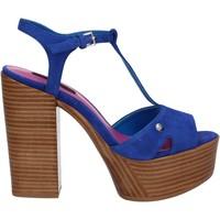 kengät Naiset Sandaalit ja avokkaat Fornarina PE17KY1012S011 Sininen