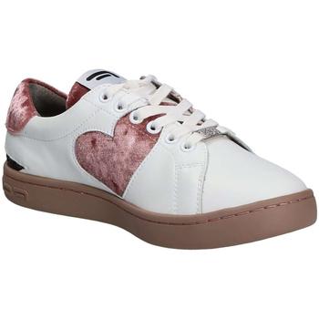 kengät Naiset Tennarit Fornarina PI18AN1059VA09 Valkoinen