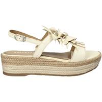 kengät Naiset Sandaalit ja avokkaat Apepazza BRB05 Valkoinen