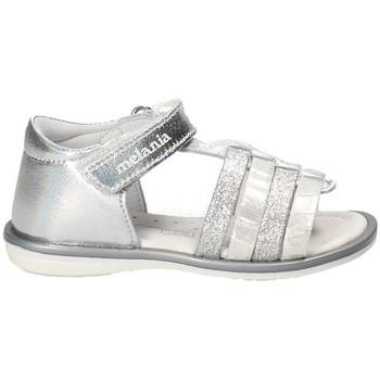 kengät Lapset Sandaalit ja avokkaat Melania ME8173B8E.B Harmaa