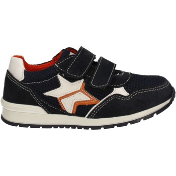 kengät Lapset Matalavartiset tennarit Melania ME2092D7E.G Sininen