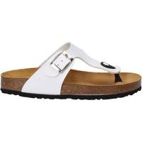kengät Naiset Varvassandaalit Everlast EV-222 Valkoinen
