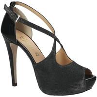 kengät Naiset Sandaalit ja avokkaat Grace Shoes 1552 Musta