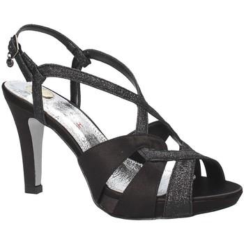 kengät Naiset Sandaalit ja avokkaat Osey SA0566 Musta