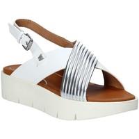 kengät Naiset Sandaalit ja avokkaat Wrangler WL91654A Valkoinen