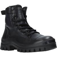 kengät Miehet Vaelluskengät Lumberjack SM67101 001 M92 Musta