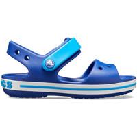 kengät Lapset Sandaalit ja avokkaat Crocs 12856 Sininen