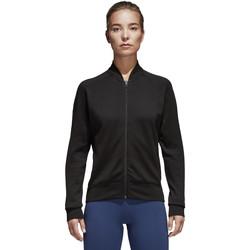 vaatteet Naiset Svetari adidas Originals CF0334 Musta