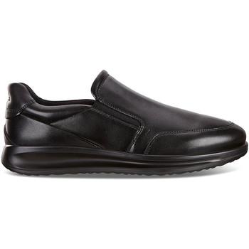 kengät Miehet Tennarit Ecco 20714401001 Musta