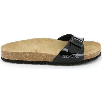 kengät Naiset Sandaalit Grunland CB0029 Musta