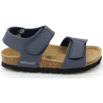 kengät Lapset Sandaalit ja avokkaat Grunland SB0014 Sininen