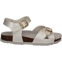 kengät Lapset Sandaalit ja avokkaat Bionatura 22B1005 Valkoinen