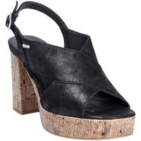 kengät Naiset Sandaalit ja avokkaat IgI&CO 1186 Musta