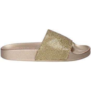 kengät Naiset Sandaalit Chiara Pacini C18E2506 Keltainen