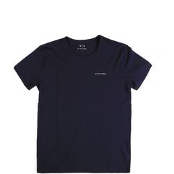 vaatteet Miehet Lyhythihainen t-paita Key Up 2G69S 0001 Sininen