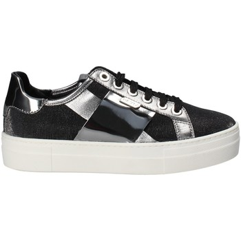kengät Naiset Matalavartiset tennarit Keys 5541 Harmaa